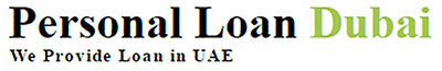 Personal Loan in Dubai